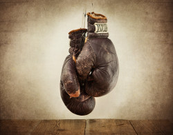 Old-Boxing-Gloves