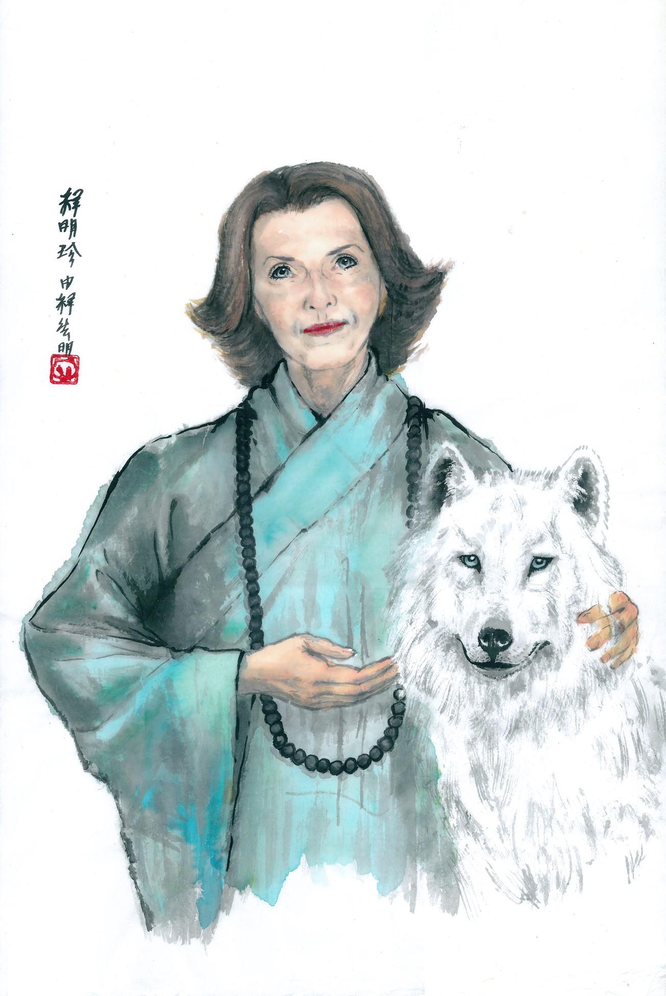 mingzhenwolf