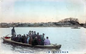 Le Bouddha et le bateau